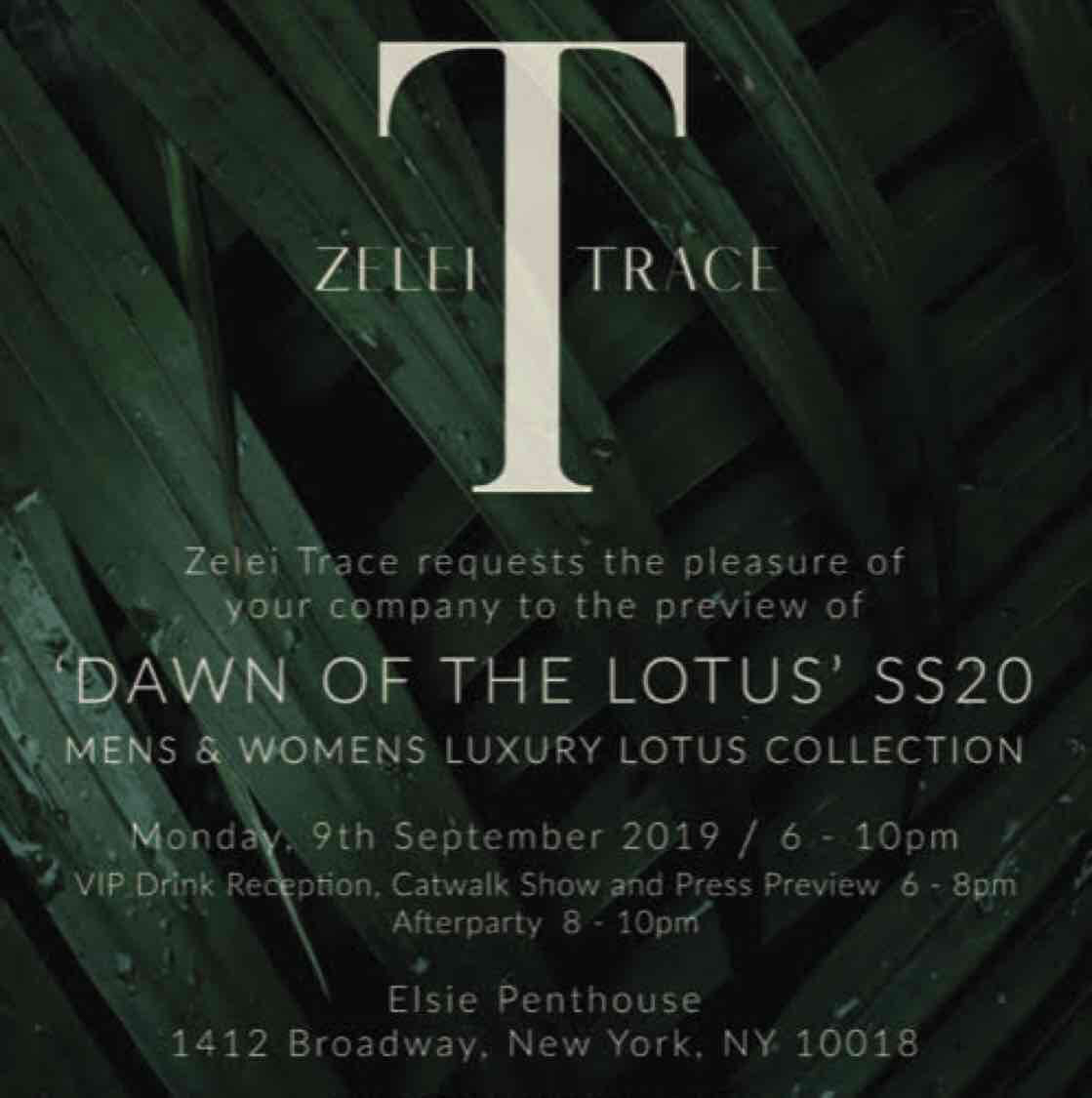 event image Dawn of the lotus SS20